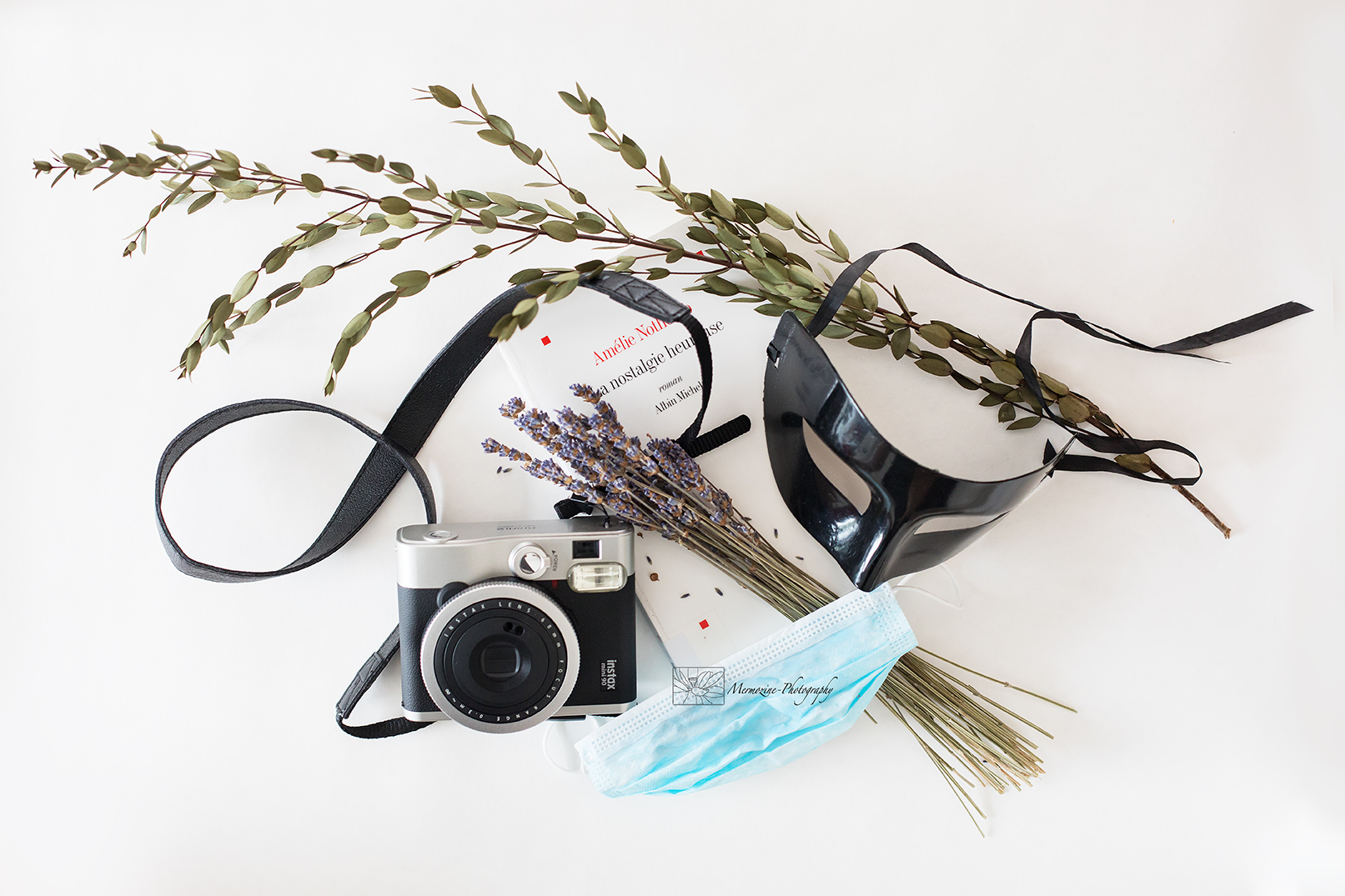 My Lay-Flat Mondays © Catherine Houston